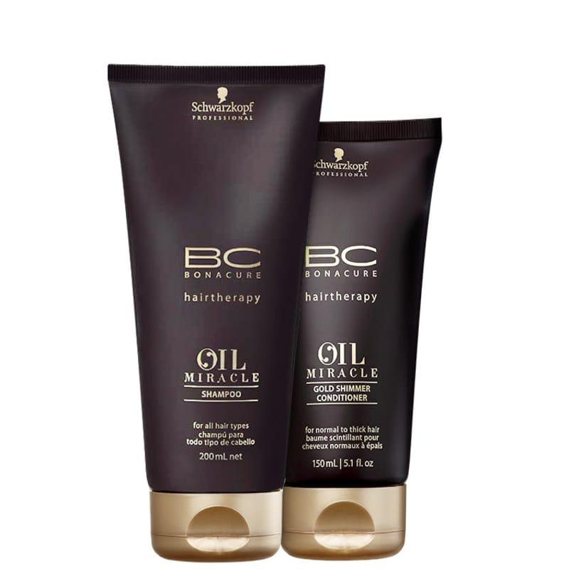 Kit Schwarzkopf Professional BC Bonacure Oil Miracle Daily (2 Produtos)