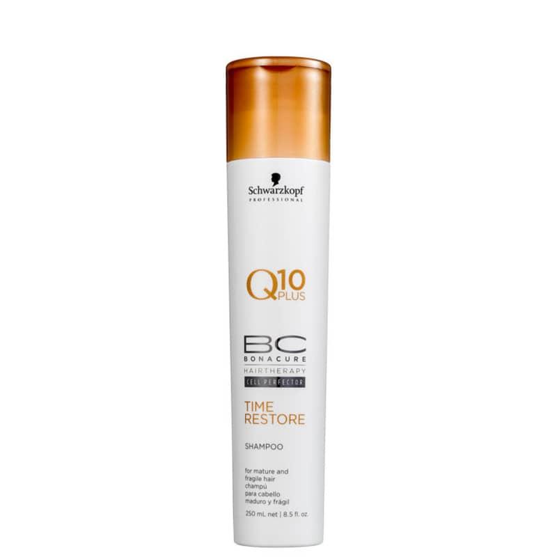 Schwarzkopf Professional BC Bonacure Q10 Time Restore - Shampoo 250ml