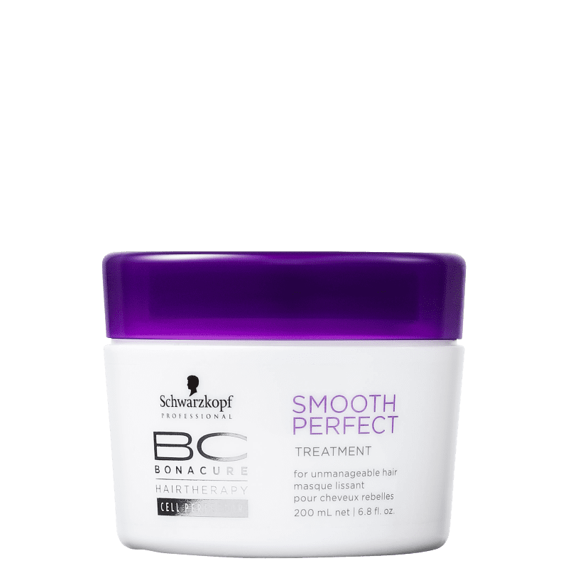 Schwarzkopf Professional BC Bonacure Smooth Perfect - Máscara Capilar 200ml