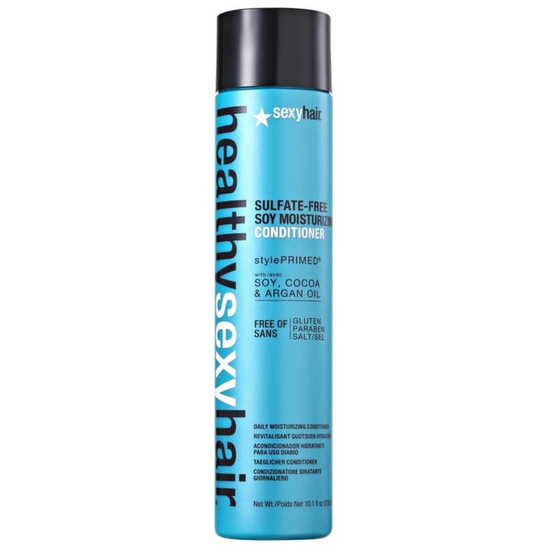 Sexy Hair Healthy Color Safe Soy Moisturizing - Condicionador 300ml