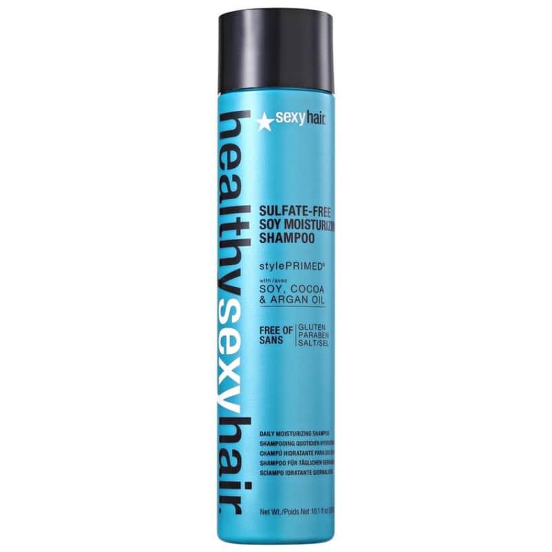 Sexy Hair Healthy Color Safe Soy Moisturizing - Shampoo sem Sulfato 300ml