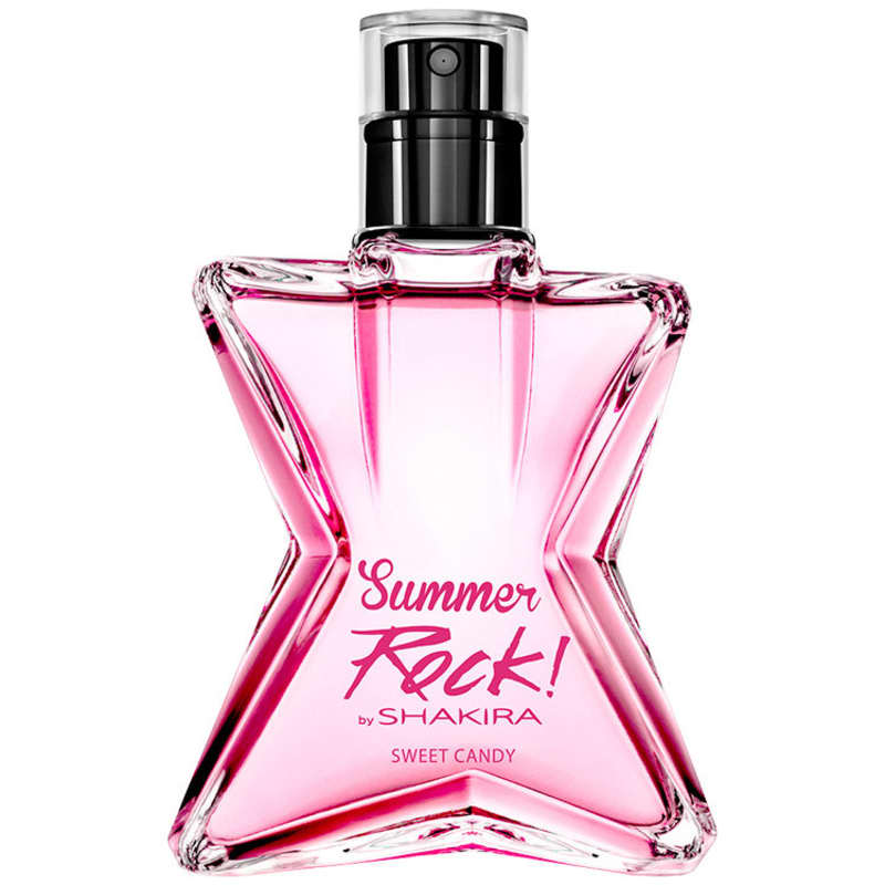 Summer Rock! Sweet Candy Shakira Eau de Toilette - Perfume Feminino 30ml