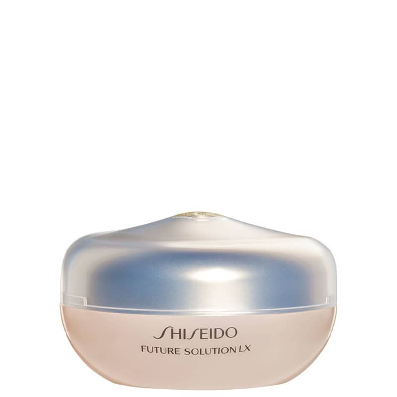 how to use shiseido future solution lx