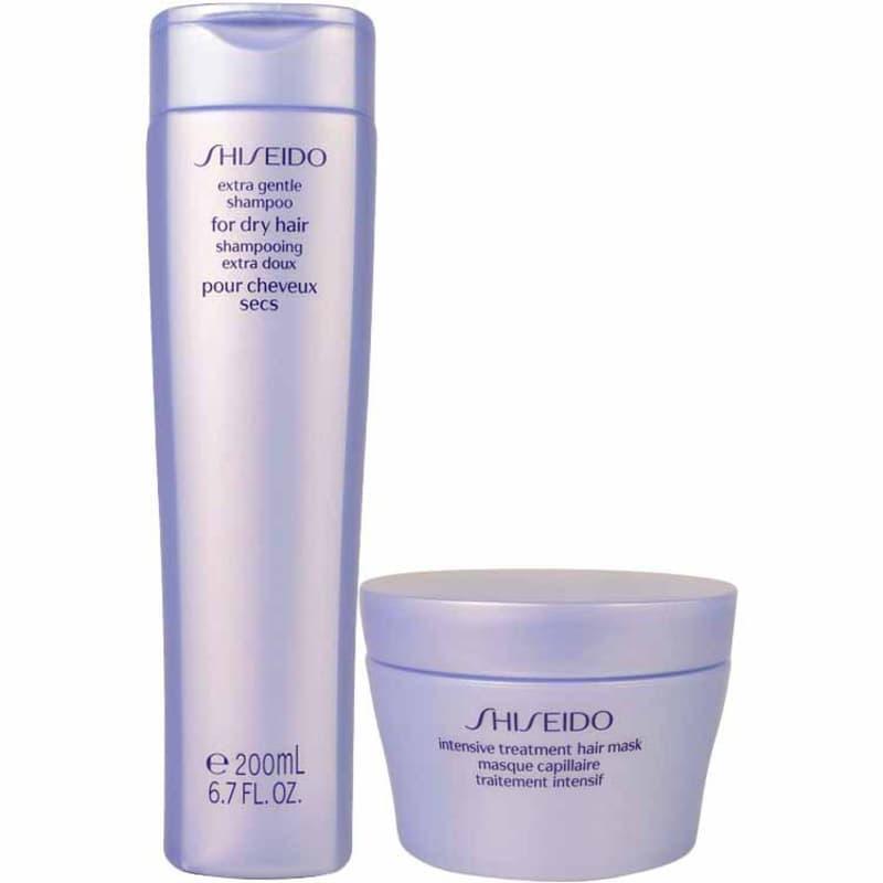 Kit Shiseido Hair Care Cabelos Danificados (2 Produtos)