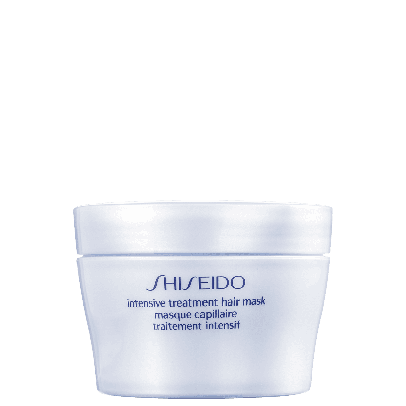 Shiseido Intensive Treatment - Máscara Capilar 200ml