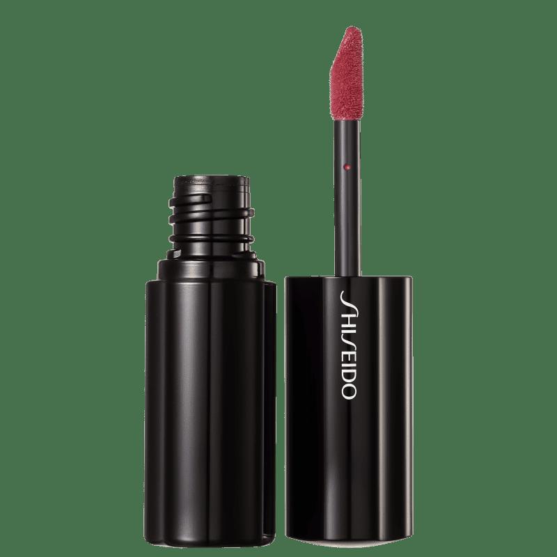 Shiseido Lacquer Rouge RD321 - Batom Líquido Espelhado 6ml