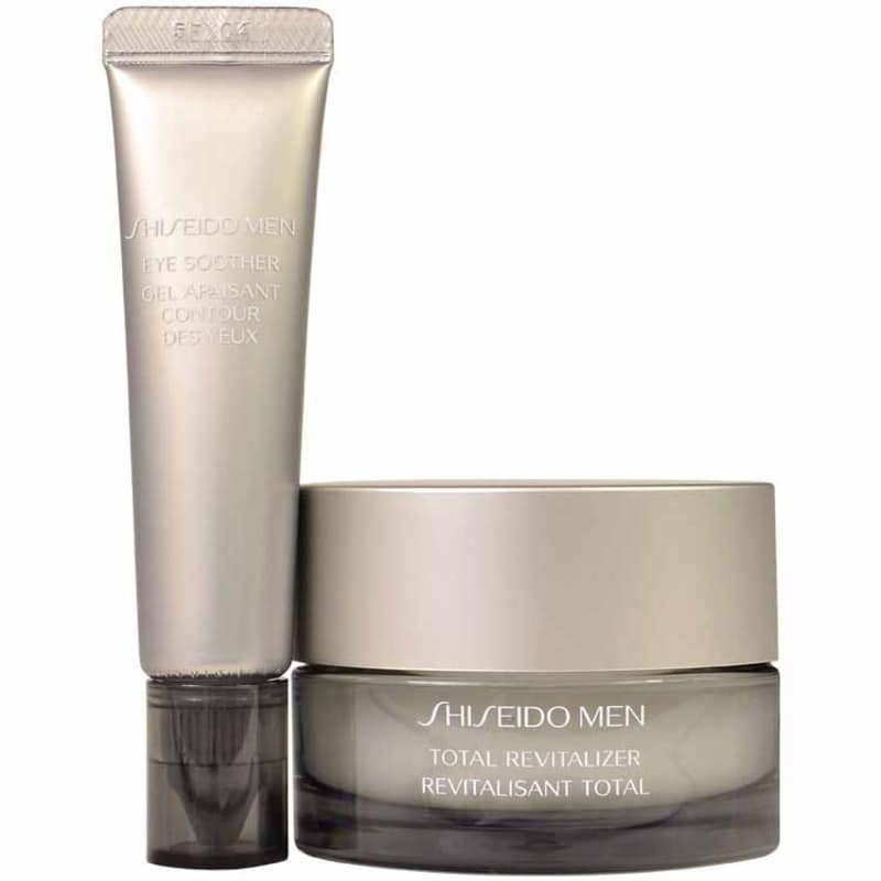 Kit Shiseido Men Total Revitalizer (2 Produtos)