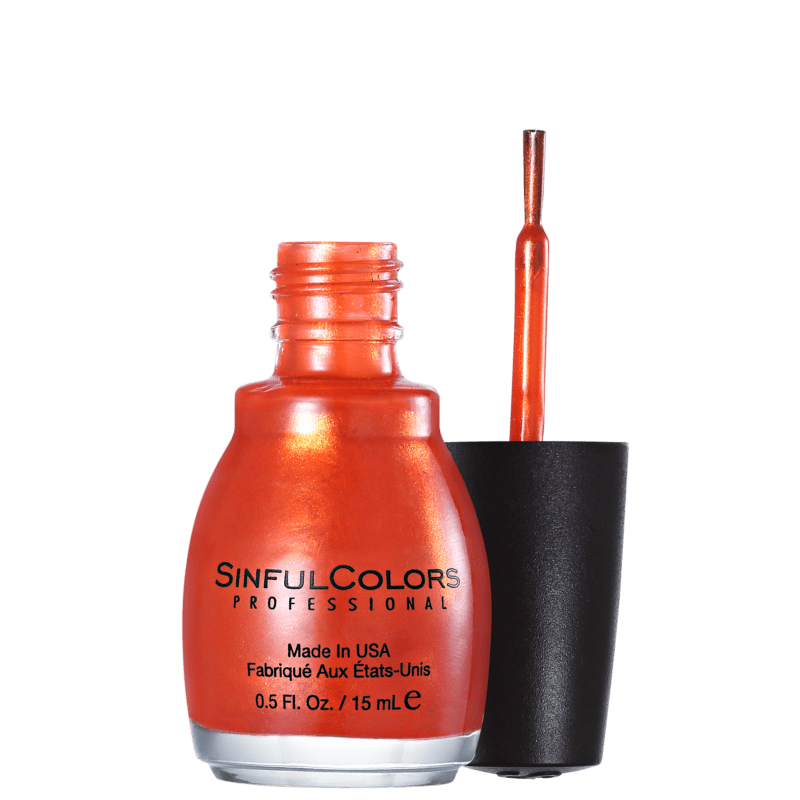 SinfulColors Professional Courtney Orange 30 - Esmalte 15ml