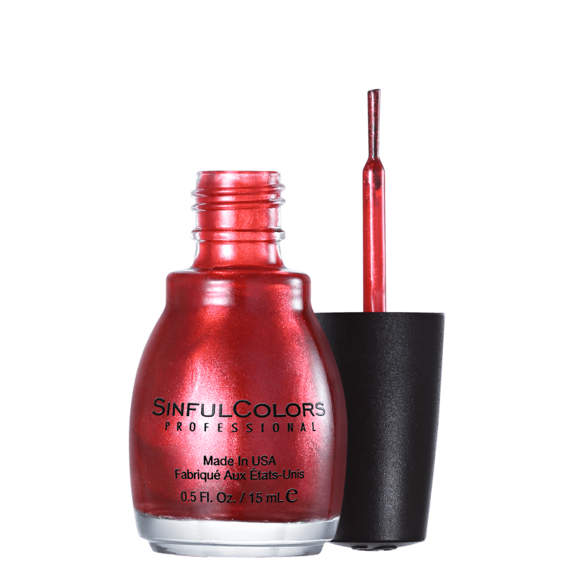 SinfulColors Professional Under 298 - Esmalte Cintilante 15ml