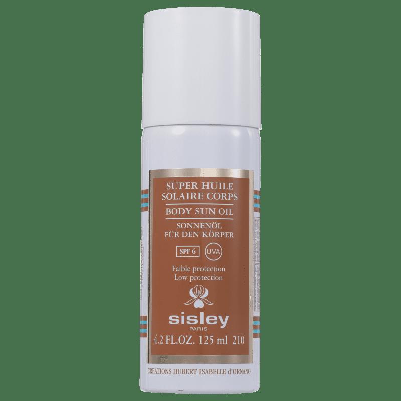 Sisley Super Huile Solaire Corps Body Sun Oil - Óleo Bronzeador 125ml