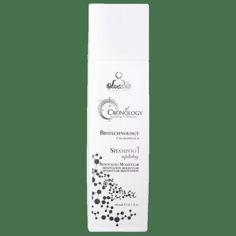 Sweet Hair Cronos Renovação Molecular - Shampoo 980ml
