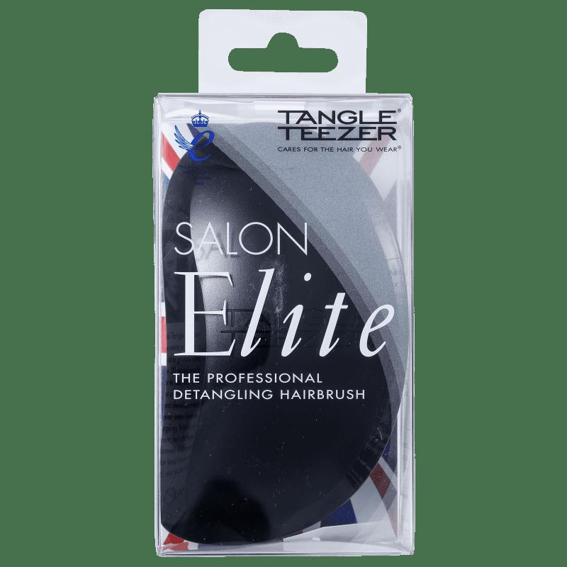 Tangle Teezer Salon Elite Panther Black - Escova de Cabelo