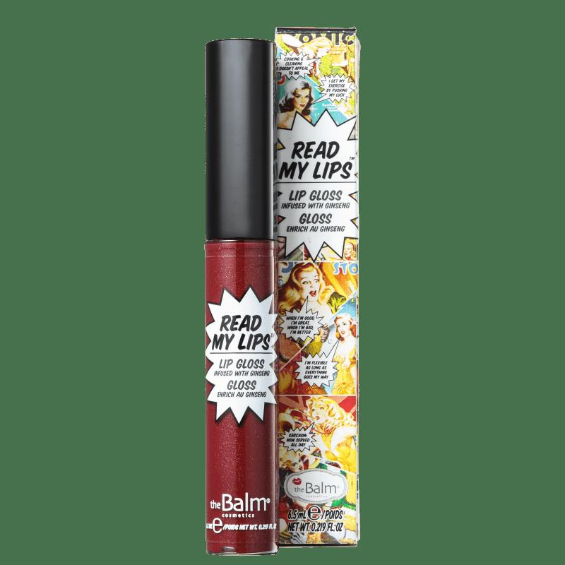 the Balm Read My Lips Boom! - Gloss Labial 6,5ml