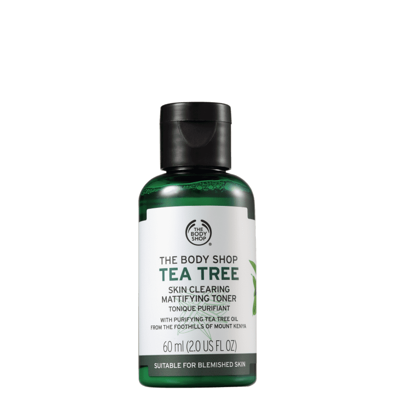 Tônico Facial Peles Oleosas The Body Shop