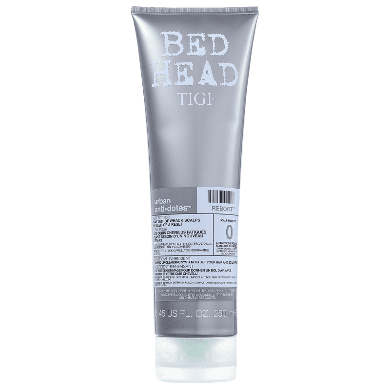 TIGI Bed Head Urban Anti+Dotes #0 Reboot Scalp - Shampoo 250ml