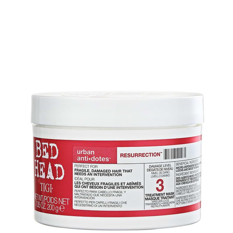 TIGI Bed Head Urban Anti+Dotes #3 Resurrection - Máscara Capilar 200g