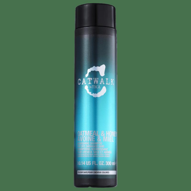TIGI Catwalk Oatmeal & Honey Nourishing - Shampoo 300ml