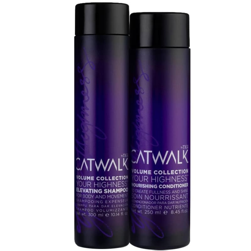 TIGI Catwalk Your Highness Elevating Duo Kit (2 Produtos)
