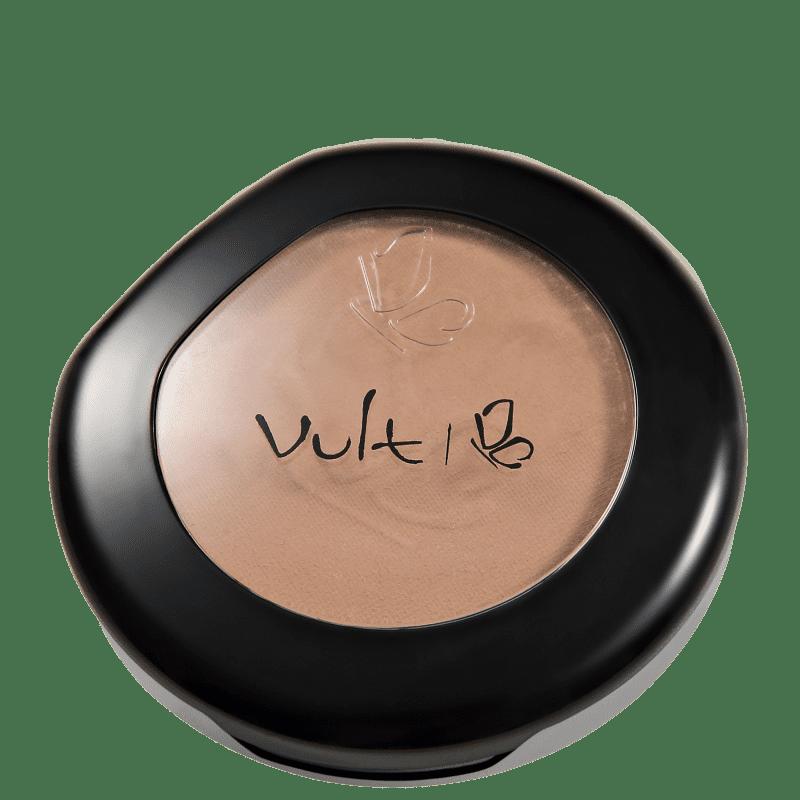 Vult Make Up 09 Marrom - Pó Compacto Matte 9g