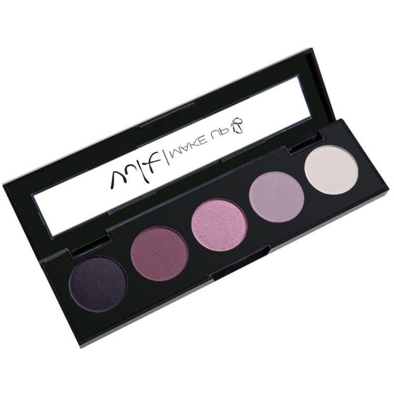 Vult Make Up Quintetos 04 Romance - Paleta de Sombras 8,5g