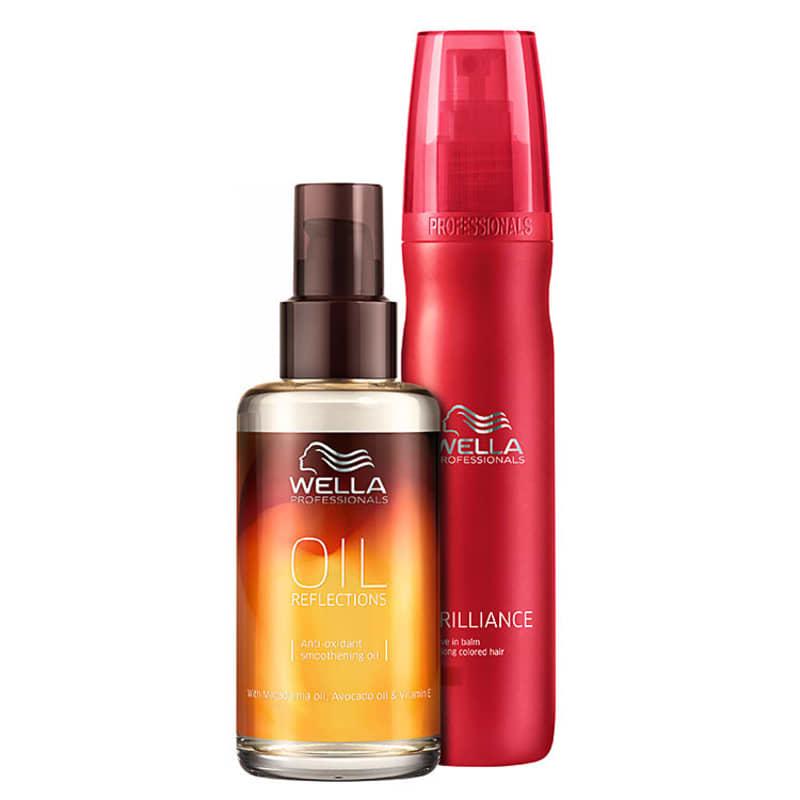 Wella Professionals Oil Reflections Natural Kit (2 Produtos)