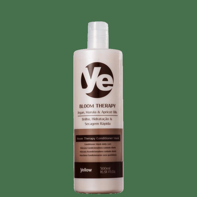 Yellow Bloom Therapy Oil - Máscara Condicionadora 500ml