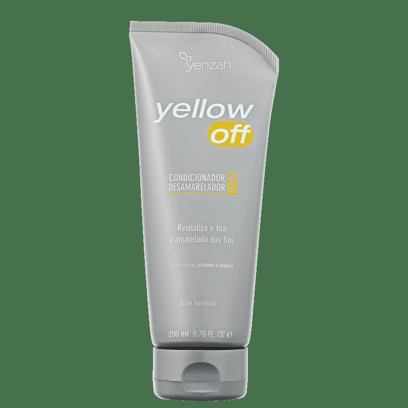 Yenzah Yellow Off Desamarelador - Condicionador 200ml