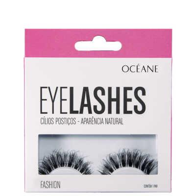 Eyelashes Fashion - Cílios Postiços 1 par