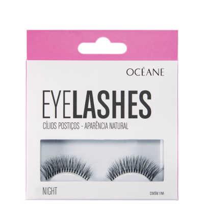 Eyelashes Night - Cílios Postiços 1 par