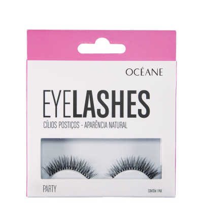 Eyelashes Party - Cílios Postiços 1 par