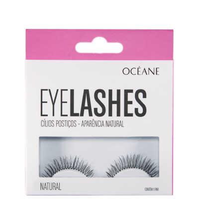 Eyelashes Natural - Cílios Postiços 1 par