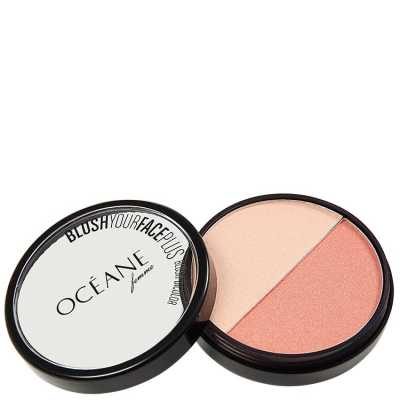Blush Your Face Coral Peach - Blush em Pó 9,3g