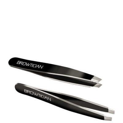 Browtician Mini Duo – Pinças de Bolso (2 unidades)