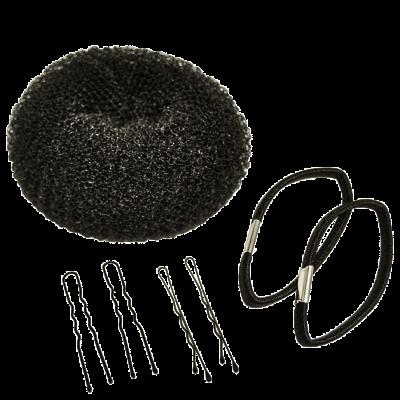Complete My Look 166 Black - Kit de Coque Rosquinha