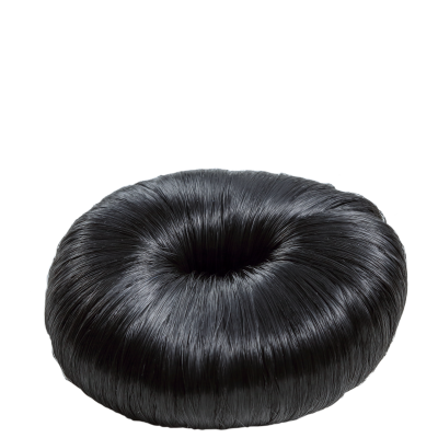 Complete My Look 173 Black - Enchimento de Coque Rosquinha