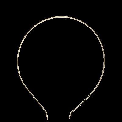 Complete My Look CML 116 Gold - Tiara de Cabelo