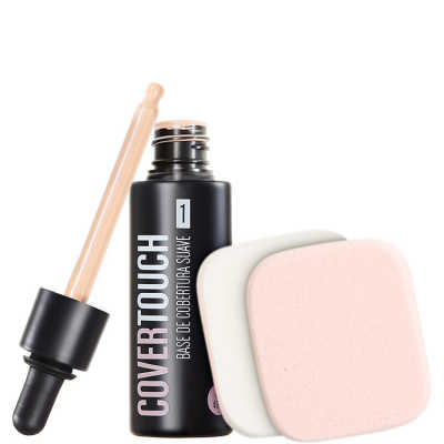 Cover Touch 1 Natural Skin Kit (2 Produtos)