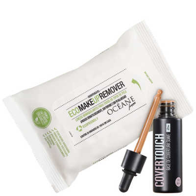 Cover Touch 4 Make Up Kit (2 Produtos)