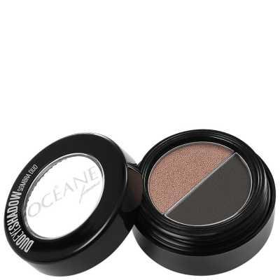 Duo Eye Shadow - Sombra Duo #Black #2321 1,8g