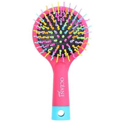 Rainbow Brush Cereja - Escova Almofadada Pequena