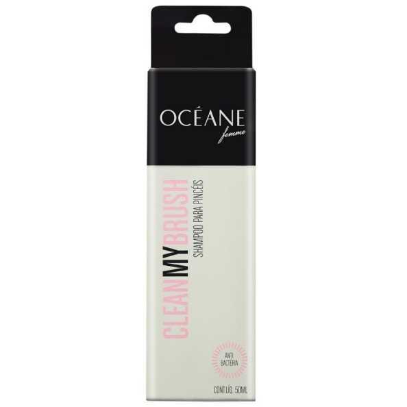 Clean My Brush - Shampoo para Pincel 50ml