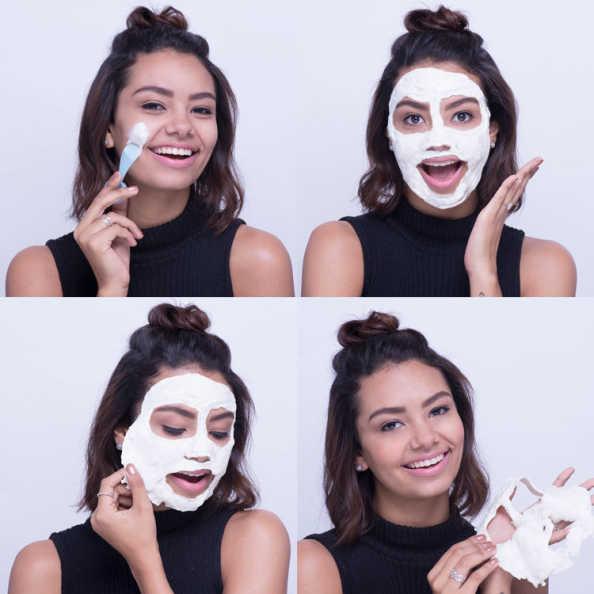 Calendula Face Mask - Máscara Facial Calêndula 28g