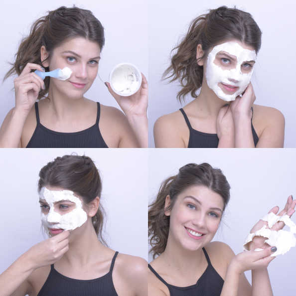 Collagen Face Mask - Máscara Facial Colágeno 28g