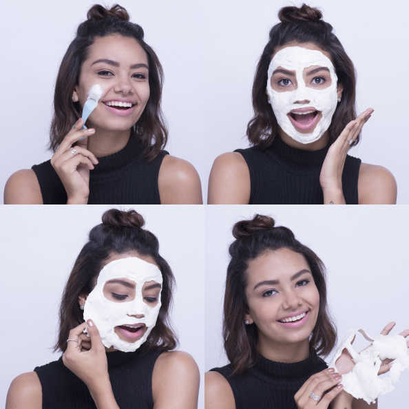 Kit Máscaras Pele Perfeita (4 Produtos)