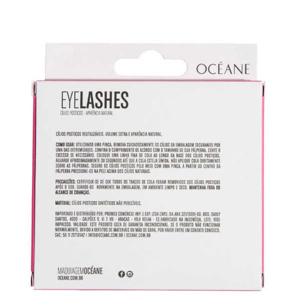 Eyelashes Casual - Cílios Postiços 1 par