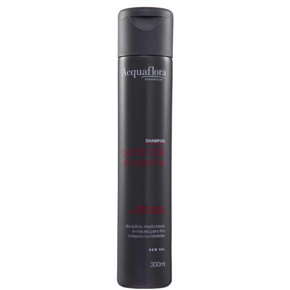 Acquaflora Controle Do Volume - Shampoo 300ml