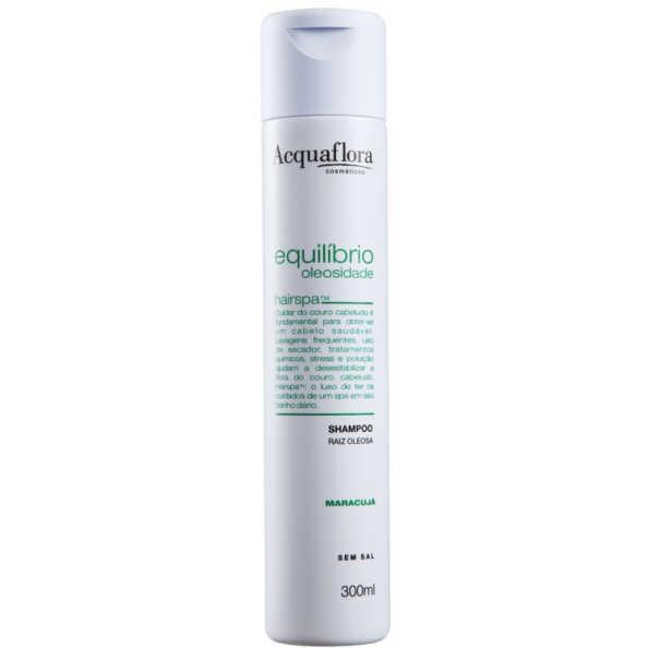 Acquaflora Equilíbrio Oleosidade Raiz Oleosa - Shampoo 300ml