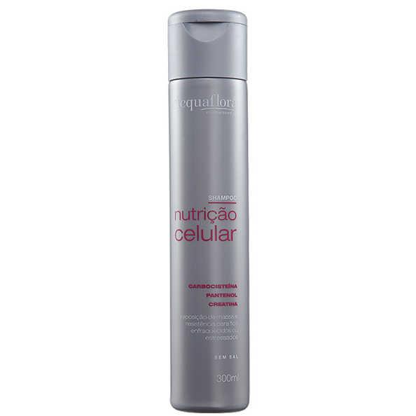 Acquaflora Nutrição Celular - Shampoo 300ml
