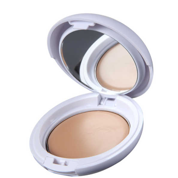 Ada Tina Normalize Ft Compatto In Crema Beige FPS 60 - Protetor Solar Facial