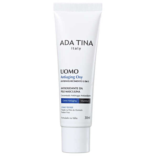 Ada Tina Uomo Antiaging Oxy - Creme Anti-idade 30ml